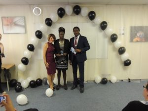Focus 4 Learning Student of the Year 2017 for Childcare